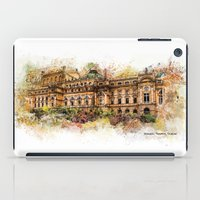 theatre iPad Cases featuring Slowacki Theatre, Cracow by jbjart