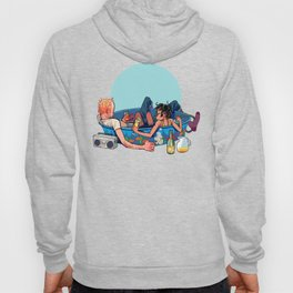 pool party Hoody
