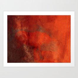 Mula Sem Cabeça Art Print