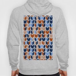 Abstract Composition 704 Hoody