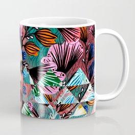 Flowery Frida Coffee Mug