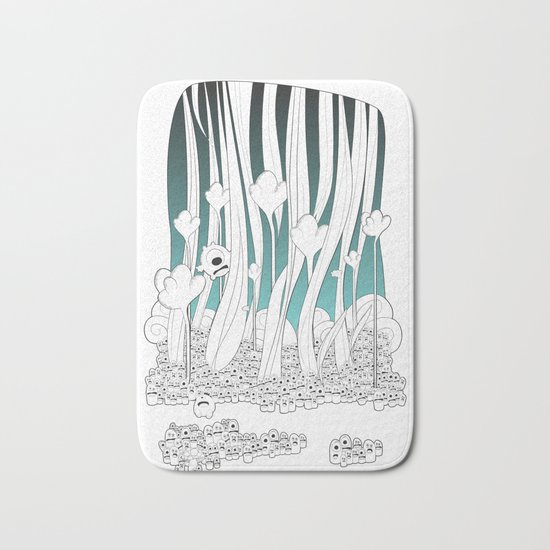 Magic Forest Bath Mat