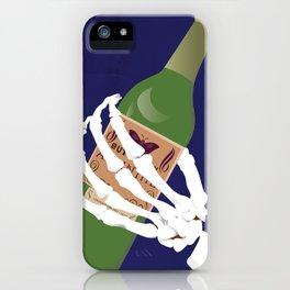 Absinthe Kills iPhone Case