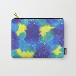 mulberry paper gift moon star Carry-All Pouch