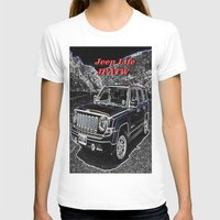 jeep T-shirts featuring JEEP JPATW by Dmarmol