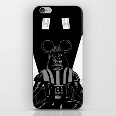 Episode V — Vador Mouse Chambers iPhone & iPod Skin