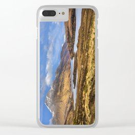 Highland Loch Clear iPhone Case