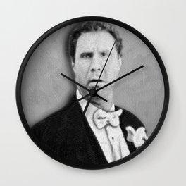 Will Ferrell SNL Old School Wall Clock