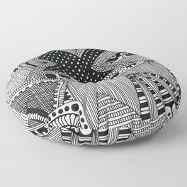 Systematic Chaos 7 Floor Pillow