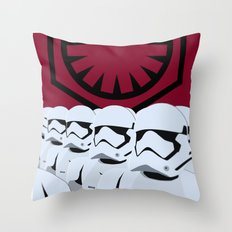 STAR . WARS - Stormtroopers Throw Pillow