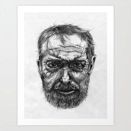 IX Art Print