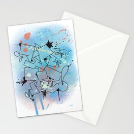 Vamp Paint Stationery Cards