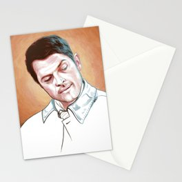 Castiel. Luci Stationery Cards