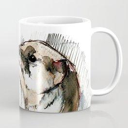 Amblonyx cinereus (watercolor) Coffee Mug