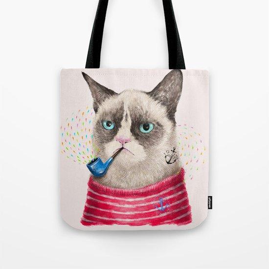 Sailor Cat II Tote Bag