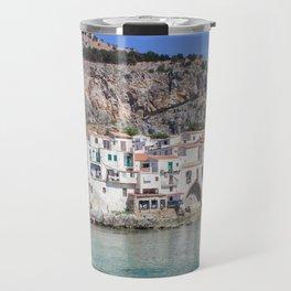 La Roca di Cefalu Travel Mug