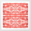 Tie Dye Twos Corals by ninamay