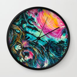 Foreverandever Wall Clock