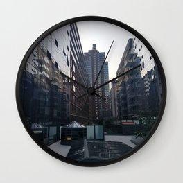 city_7 Wall Clock
