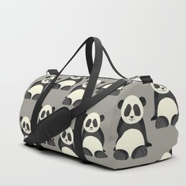 Whimsy Giant Panda Duffle Bag