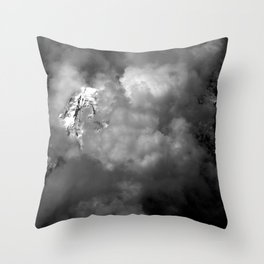 Andes. Throw Pillow