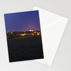 Lincoln At Dusk Stationery Cards