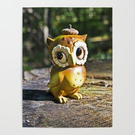 Harvey the Owl III Poster