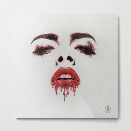 Sweet Blood Metal Print