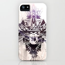 Protect! iPhone Case