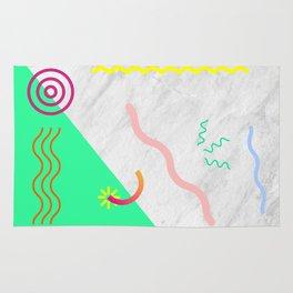 Digital Pulse Rug