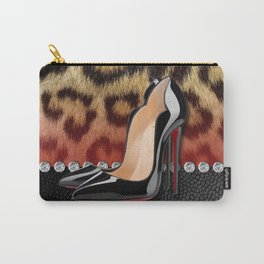 94fe1042957 High Heel Carry All Pouches | Society6