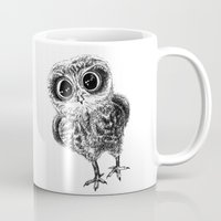 the who Mugs featuring Who? by Sandra Hedicke Clark