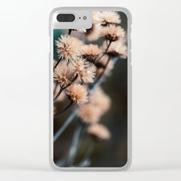 Seeds Of Change #1 Clear iPhone Case