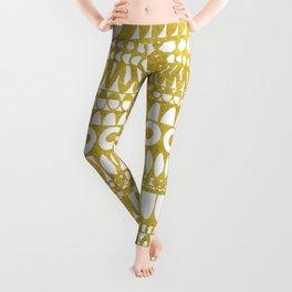 Golden Doodle Oooohh Leggings