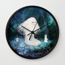 pool fae Wall Clock
