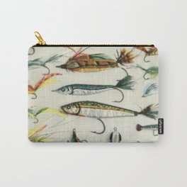 Fishing Lures Carry-All Pouch