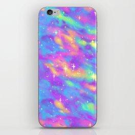 Pastel Galaxy iPhone Skin