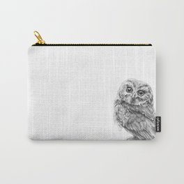 The Northern Saw-whet Owl Carry-All Pouch