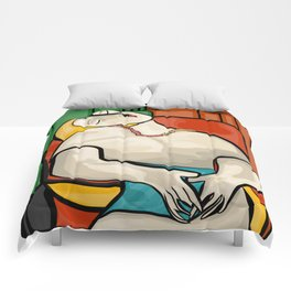 The Dream Comforters