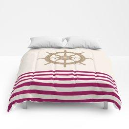 AFE Nautical Helm Wheel 2019 -3 Comforters