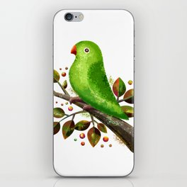 Parrot Bird iPhone Skin