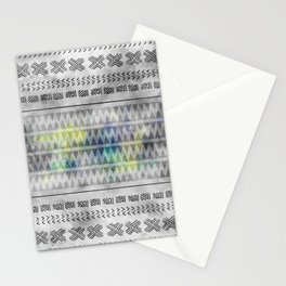 ETHNO PATTERN Funky Stationery Cards