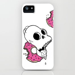 Drooling Homer iPhone Case