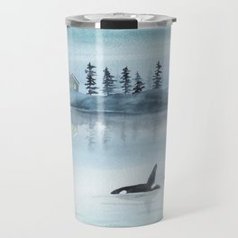 Nature is my home Travel Mug