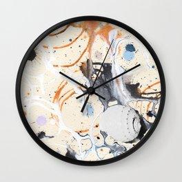 Beach Camo Wall Clock