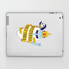 Wizards Only Fools Laptop & iPad Skin