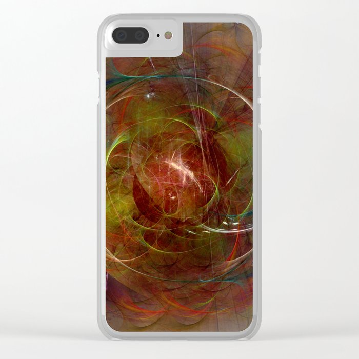 Call to the Winds Clear iPhone Case