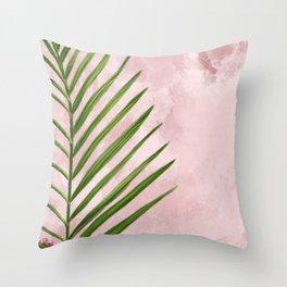 Palm Spring Throw Pillow