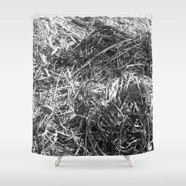 Straw ashes ~hai~ Shower Curtain