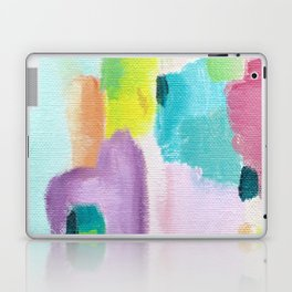 Abstract in Pastel Laptop & iPad Skin